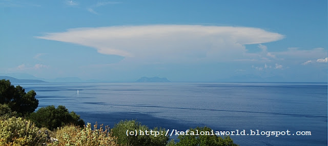 kefalonia coastline