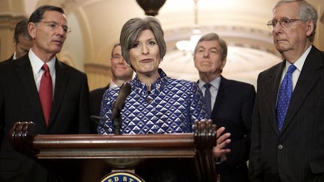 GOP senator calls for 'balance' after climate change report