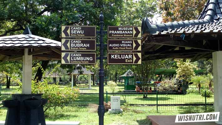 Candi Prambanan Jogjakarta