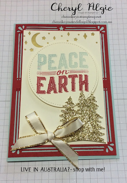 AUGUST CARD CLASS CAROLS OF CHRISTMAS