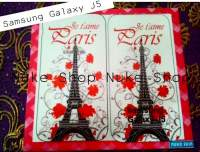 Garskin Handphone Samsung Galaxy  J5 Love in Paris