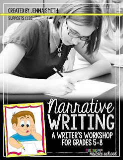 2nd grade common core narrative writing units ebook array musings from the middle school writing rh musingsfromthemiddleschool blogspot com fandeluxe Images