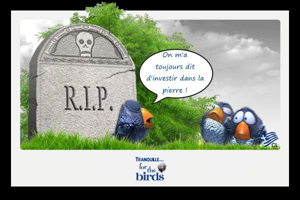Tranquille For The Birds Retraites Pas D Augmentation