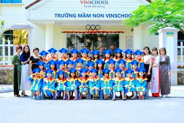 Trường học tại chung cư Vinhomes Sky Lake Phạm Hùng