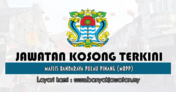 Jawatan Kosong 2019 di Majlis Bandaraya Pulau Pinang (MBPP)