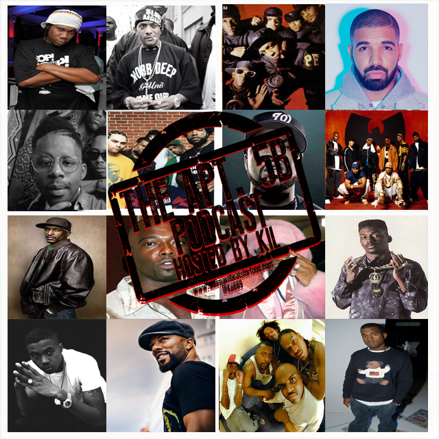 Apt. 5B Podcast Hosted by Kil: 5 MC's You Used To Rock With BUT You Don't Anymore & Why