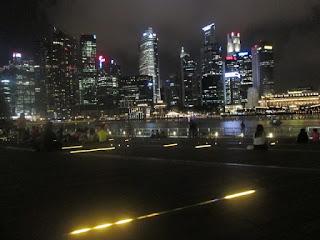 Merlion Park Singapura
