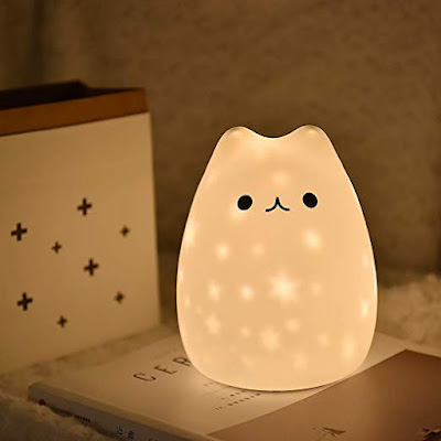 Star Projector Night Light for Kids