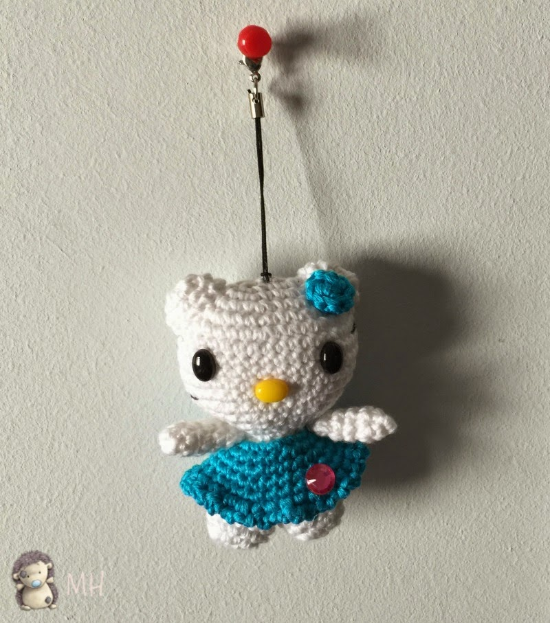 Pin Hello Kitty Amigurumi on Pinterest