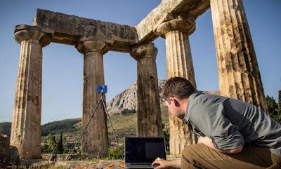 Περιηγηθείτε εικονικά στην Αρχαία Κόρινθο