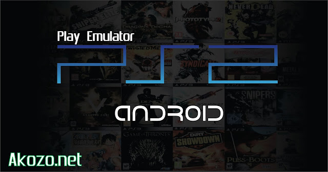 Play Emulator PS 2 - Akozo.net