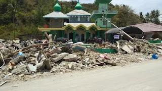 Kesaksian Muadzin Soal Masjid yang Kokoh Usai Gempa dan Tsunami Donggala