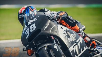 Meski Huni Peringkat 17 di MotoGP Qatar, Smith Tetap Puas