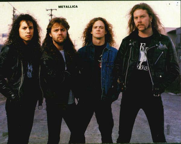Rock 'n' Roll Maniac : Rock Videos: Metallica Live in Moscow (1991)