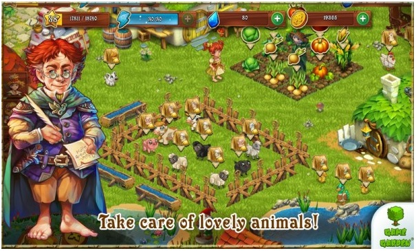Farmdale Mod Apk v2.0.7 (Unlimited Money)