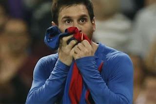 Messi Dedah Satu-Satunya Pemain Dia Pernah Minta Tukar Jersi