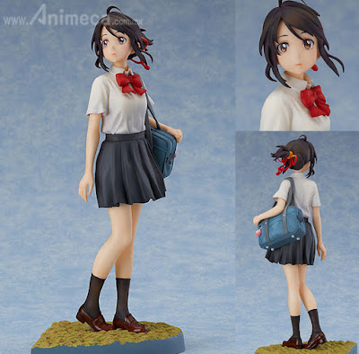 """Figura Mitsuha Miyamizu """"Your Name."""" (Kimi no Na wa.)"""