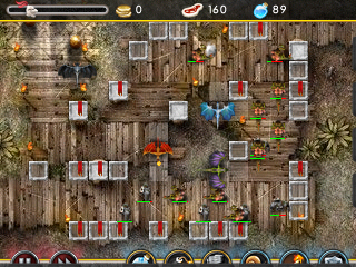 Dragon Defense game ponsel Java jar