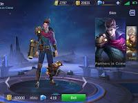 Hero Baru Claude Sudah Muncul Di Game Mobile legends