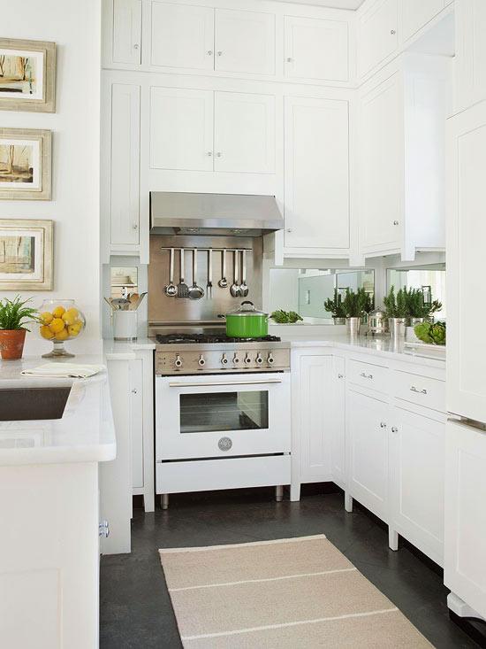 Kirkland Style Look of the Week White Appliances