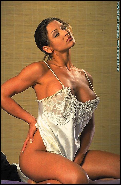 Stephanie Metzdorf Bikini