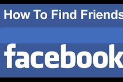 Find My Friends On Facebook