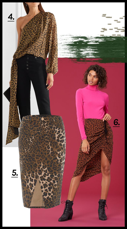 Leopard Print Shop