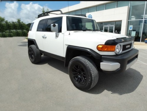 2017 Toyota FJ Cruiser Redesign, Specs And Release Date