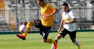 Colo Colo vs San Luis