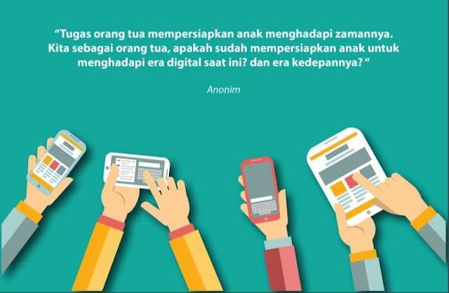 9 Panduan bagi Orang Tua dalam Mendampingi Anak pada Era Digital