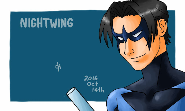 DC, Nightwing