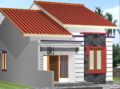 Koleksi Desain Rumah Minimalis 1 lantai Type 36 Terbaru