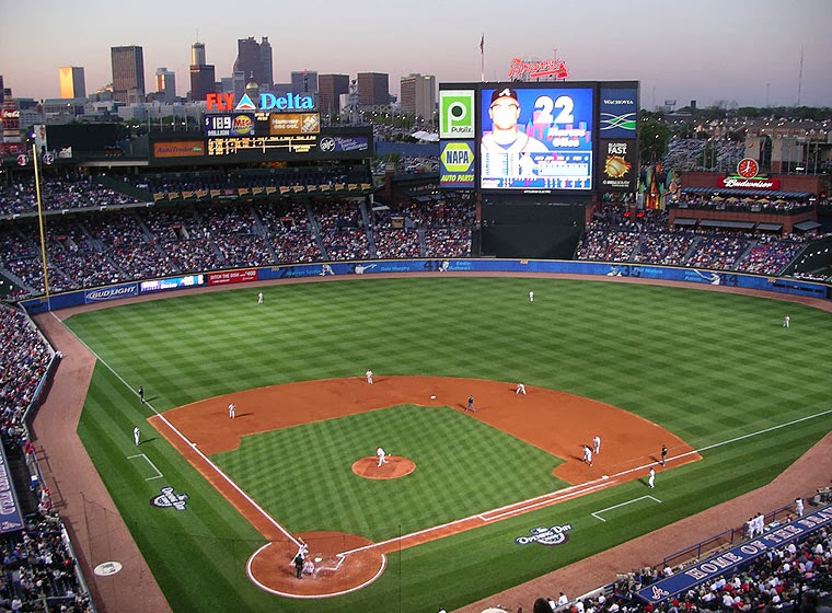 Turner Field Luxury Suites For Sale, Atlanta Braves