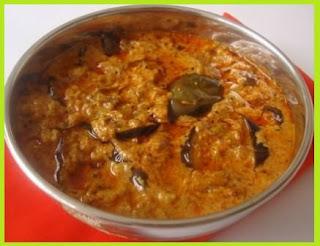 Easy Eggplant Curry Recipe