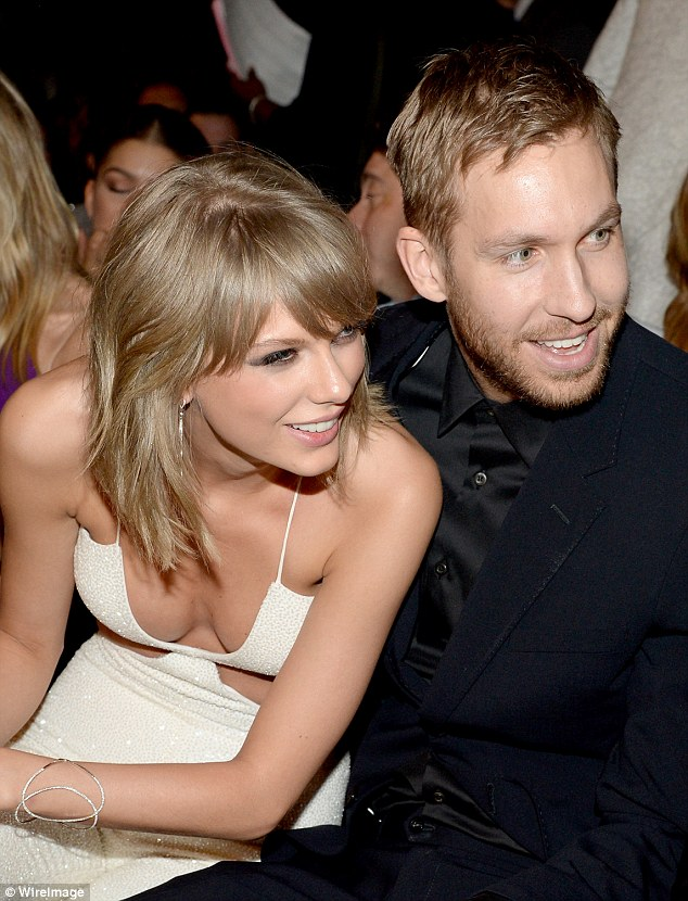 Calvin Harris dumped Taylor Swift over career jealousy
