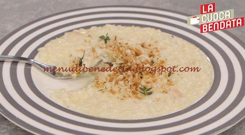 La Cuoca Bendata - Risotto al taleggio ed agrumi ricetta Parodi