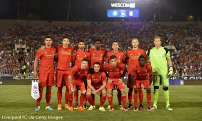 Liverpool FC International Champions Cup Berita Bola Review Chelsea FC 1 - 0 Liverpool FC International Champions Cup