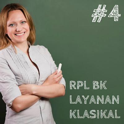 RPL BK Layanan Klasikal