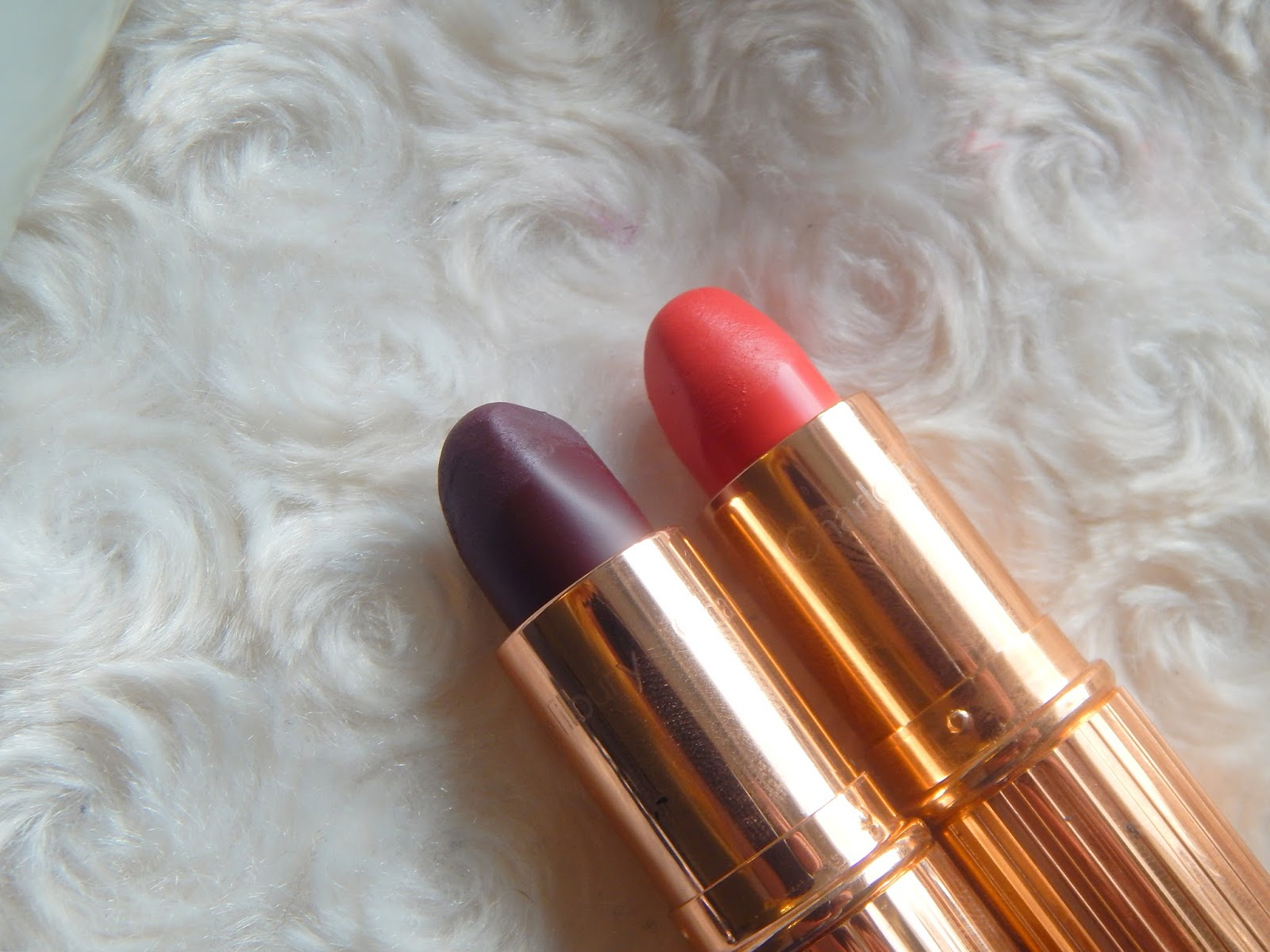 Charlotte Tilbury Glastonberry and Hot Emily