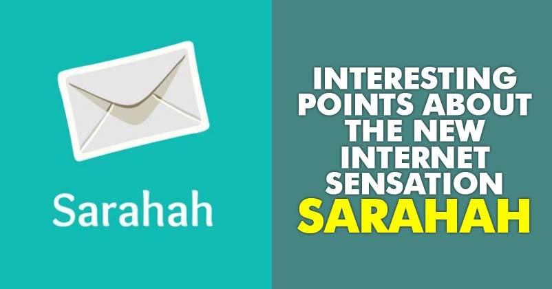 Sarahah - Anonymous Messaging app