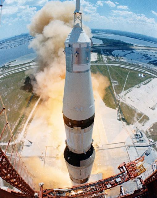 Аполло́н-16 старт