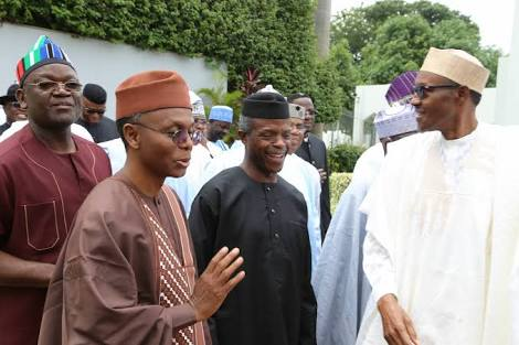 President Buhari Angry With Pro-Oyegun Governors