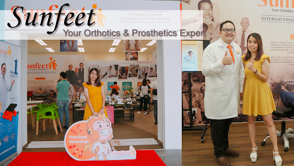 Time to Care for you FEET !! Sunfeet - Orthotics & Prosthetics Expert