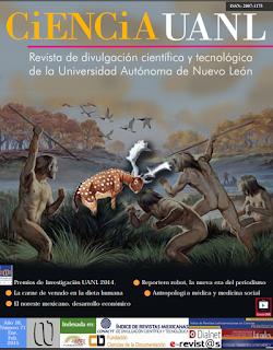 ejemplo de revista temática de ciencia y tecnologia