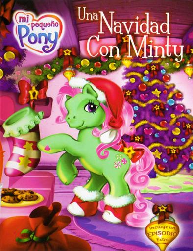 ver mi pequeño pony la navidad de minty 2005 online peliculas
