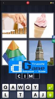 4 Immagini 1 Parola livello 60