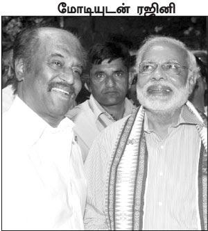 மிஸ்டர் கழுகு: பி.ஜே.பி-யின் புது கேம் - ரஜினி இடத்தில் ஓ.பி.எஸ்!