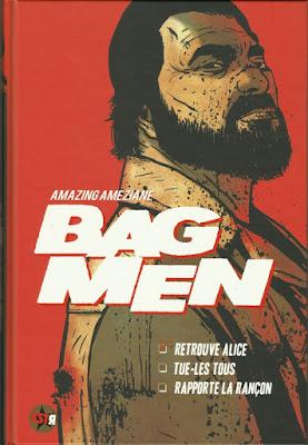 Bag Men - KSTR (Editions Casterman) - Couv