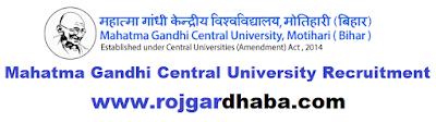 http://www.rojgardhaba.com/2017/06/mgcub-mahatma-gandhi-central-university-bihar-jobs.html