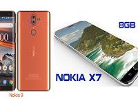 Nokia 9 dan Nokia X7 akan Usung RAM 8GB dan OS Android 9.0 Pie